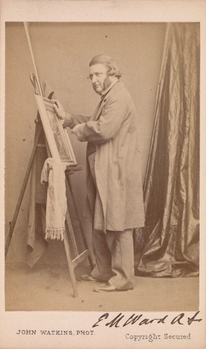 EM Ward, años 60.  Cortesía del Museo Metropolitano de Arte.