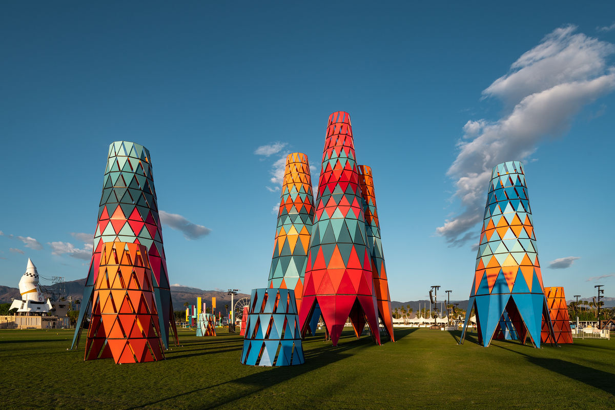 The Coachella Art Installations of 2019 - Artsy