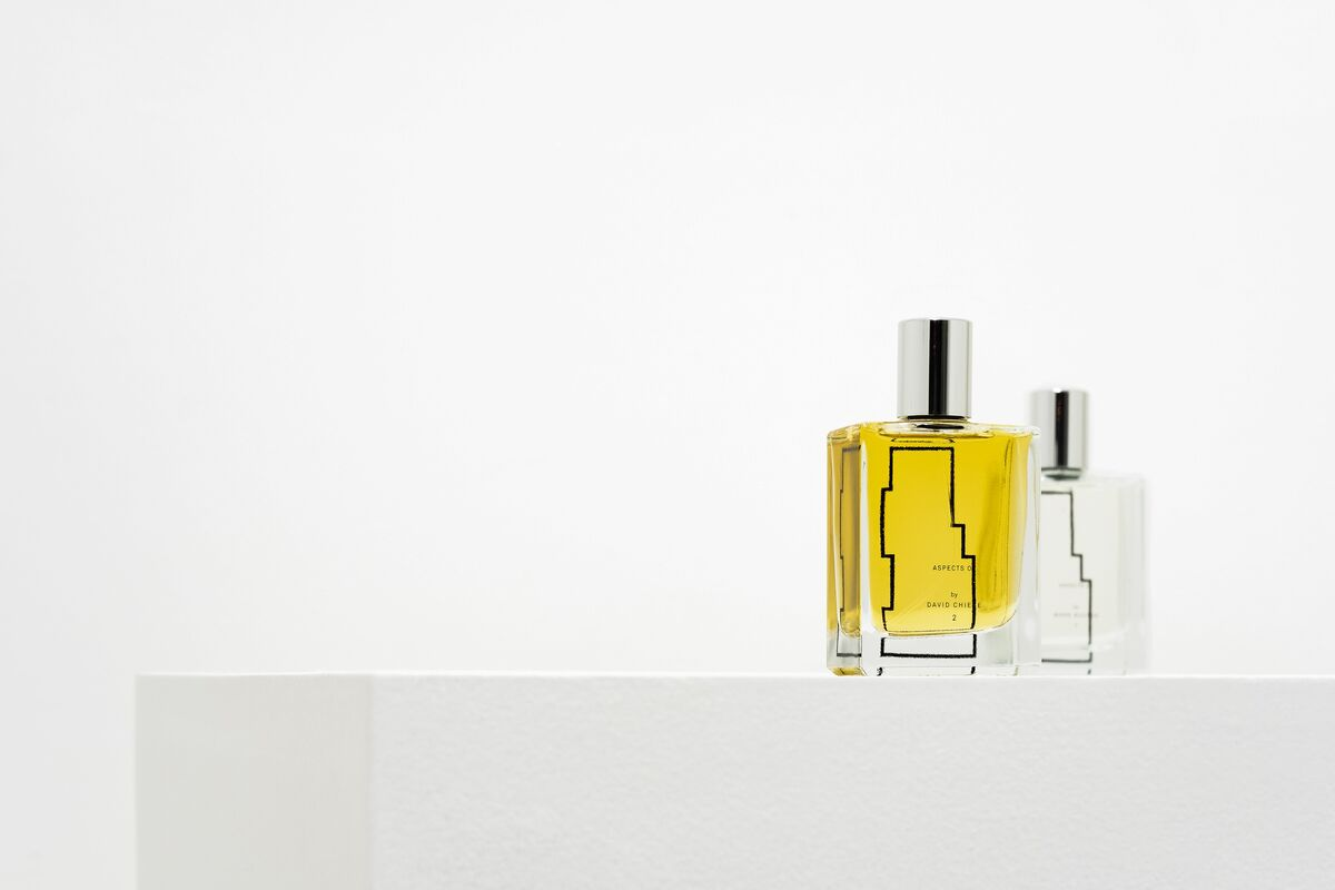 Folie À Plusieurs, Aspects of New Museum Fragrance. Image courtesy of the New Museum.