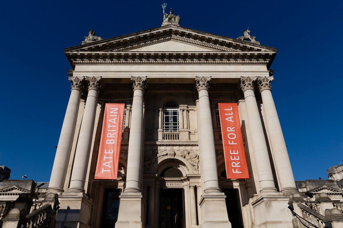 Tate Britain. Photo by and courtesy Tate Photography.