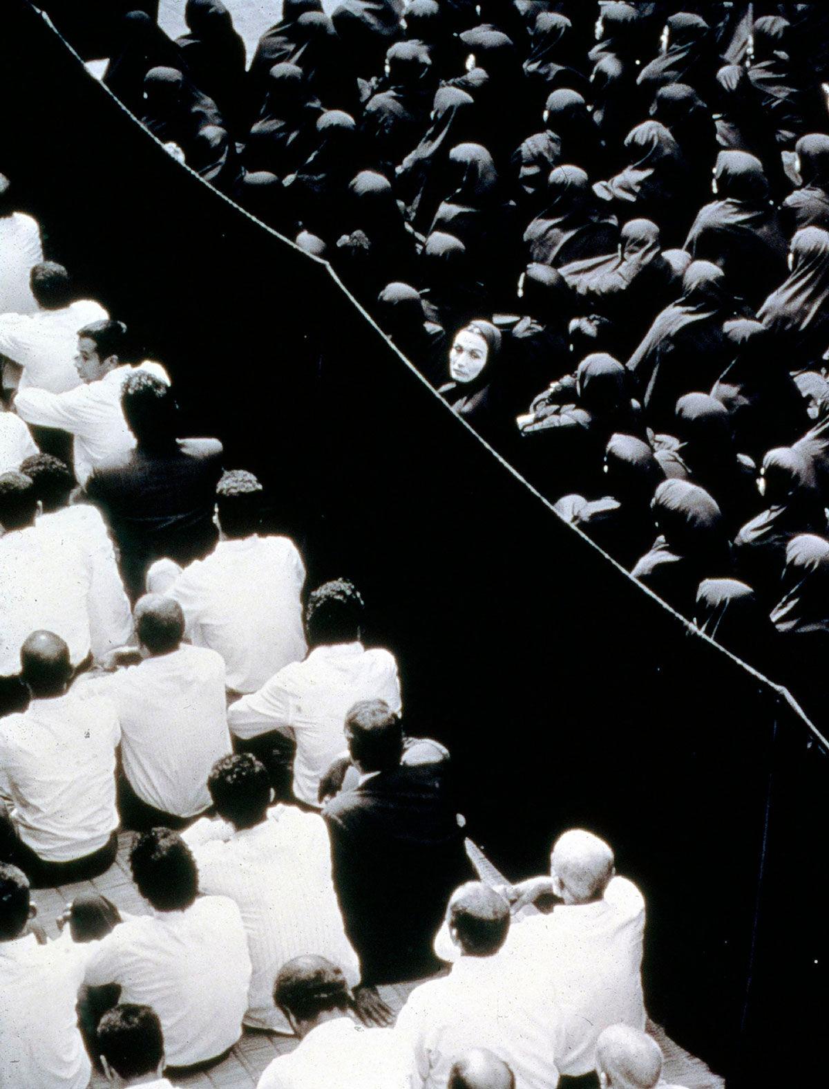 Shirin Neshat Unveiling