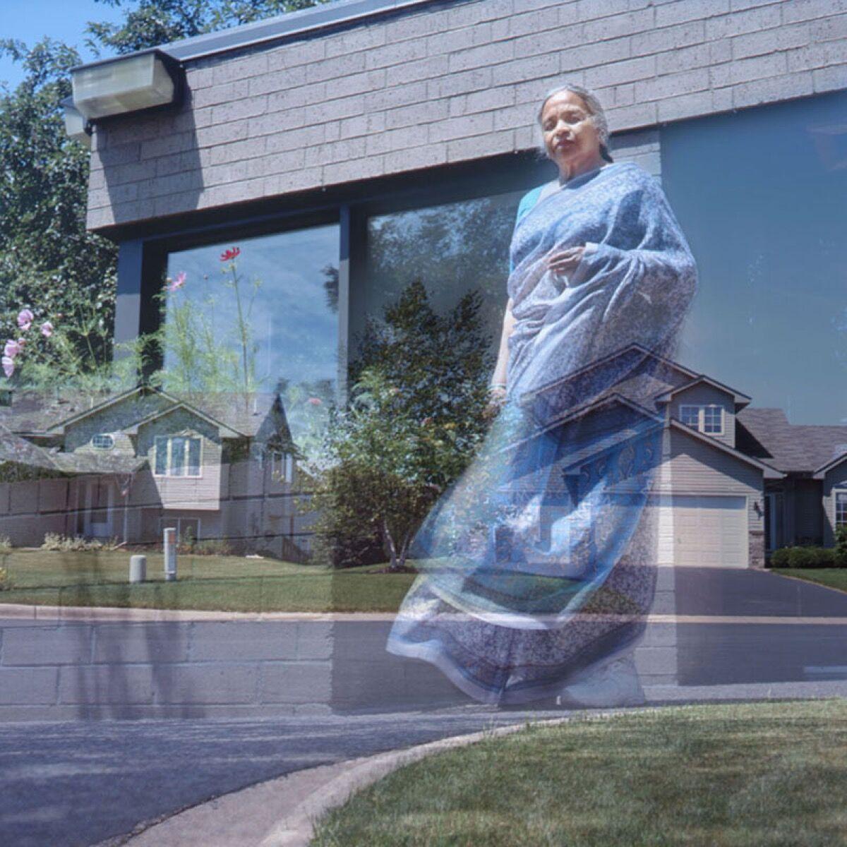 Laura Migliorino, Chicago Ave, 2007. Courtesy of the artist.