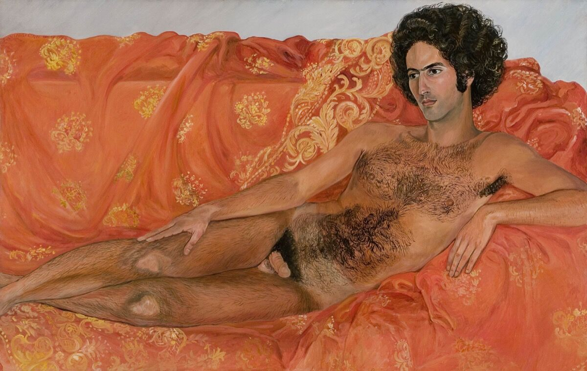Sylvia Sleigh, Imperial Nude, 1977. Courtesy of and © Estate of Sylvia Sleigh.