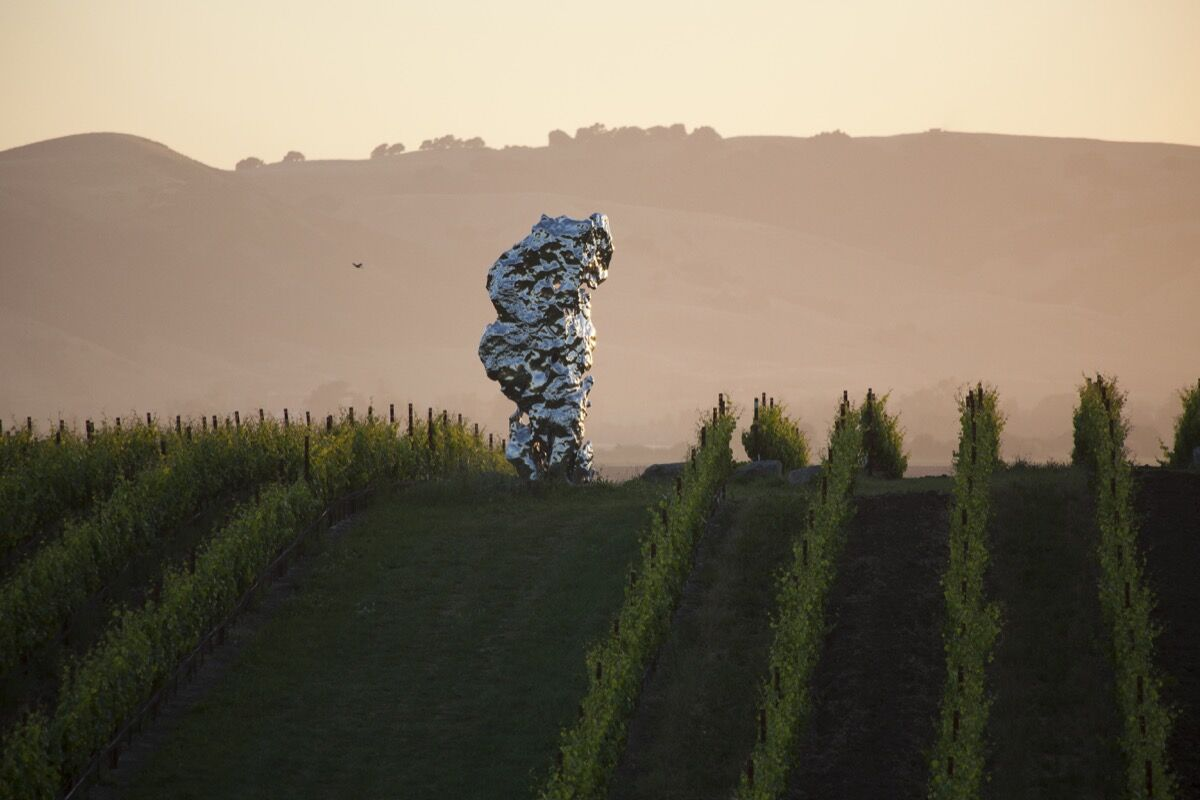 Zhan Wang Artificial Rock No. 126, 2007–2013. Courtesy of the Donum Estate.