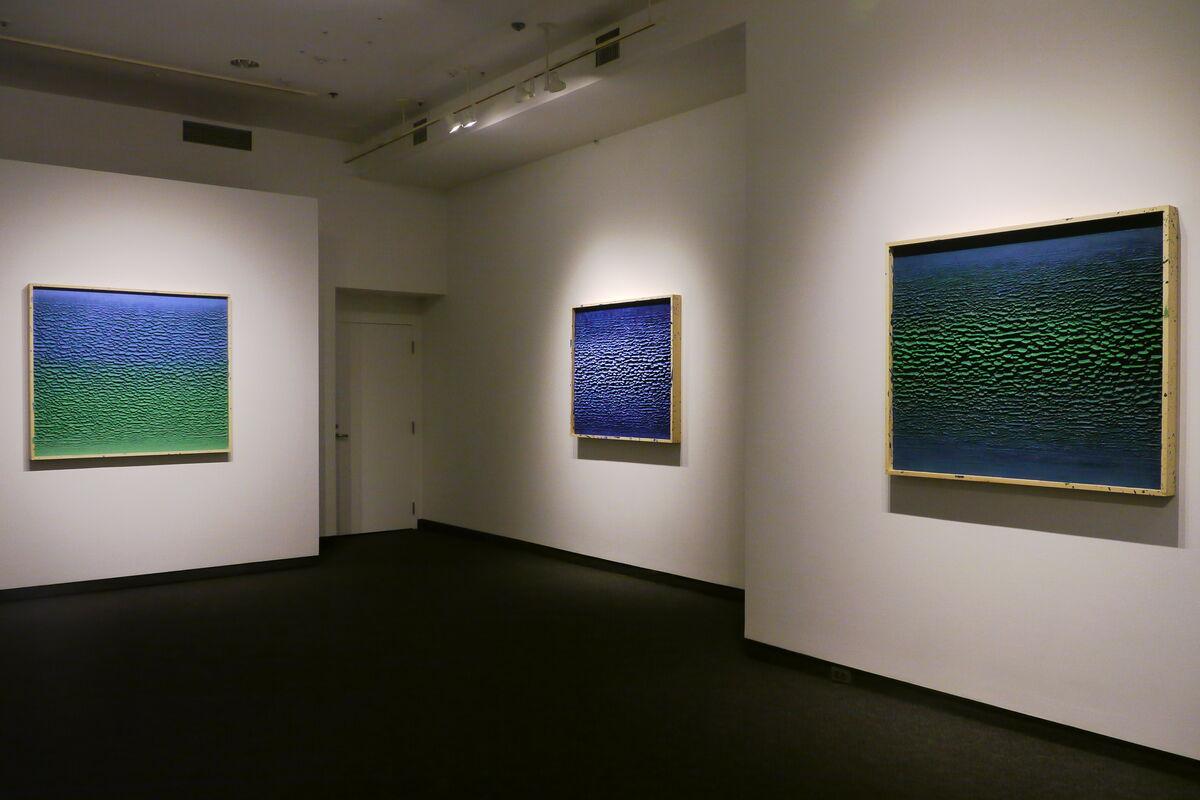 "Installation view of""Dreams of Venice,"" Gallery Naga, Boston. Courtesy Gallery Naga and the artist."