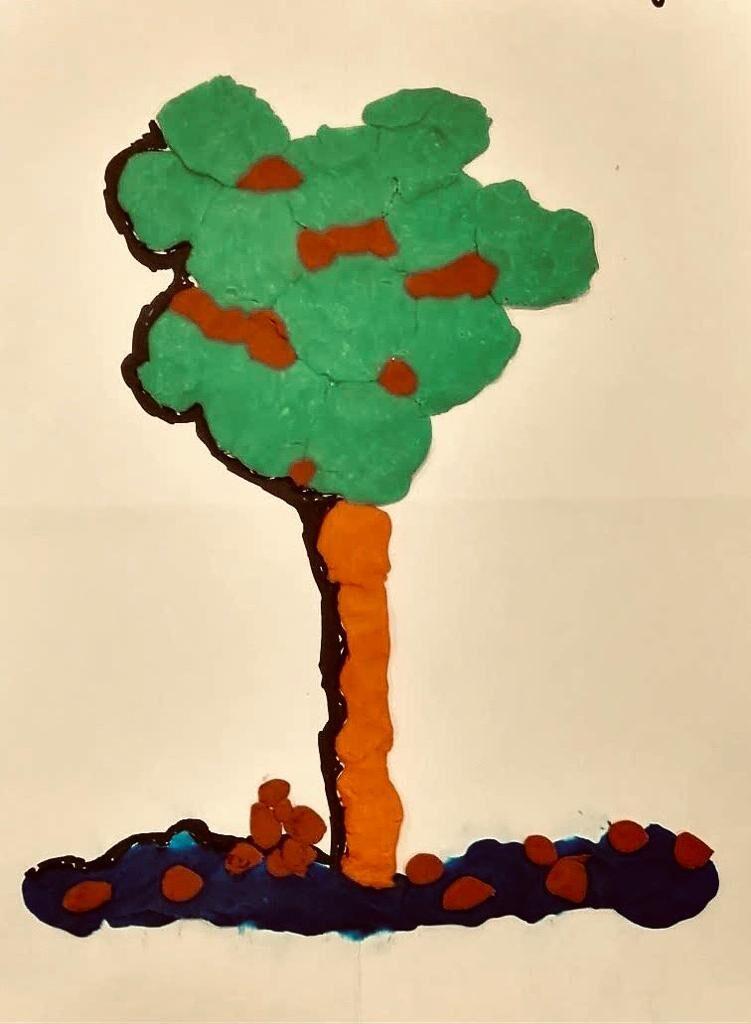 Cris de Diego, El árbol de Cris, 2017. Courtesy of the artist.