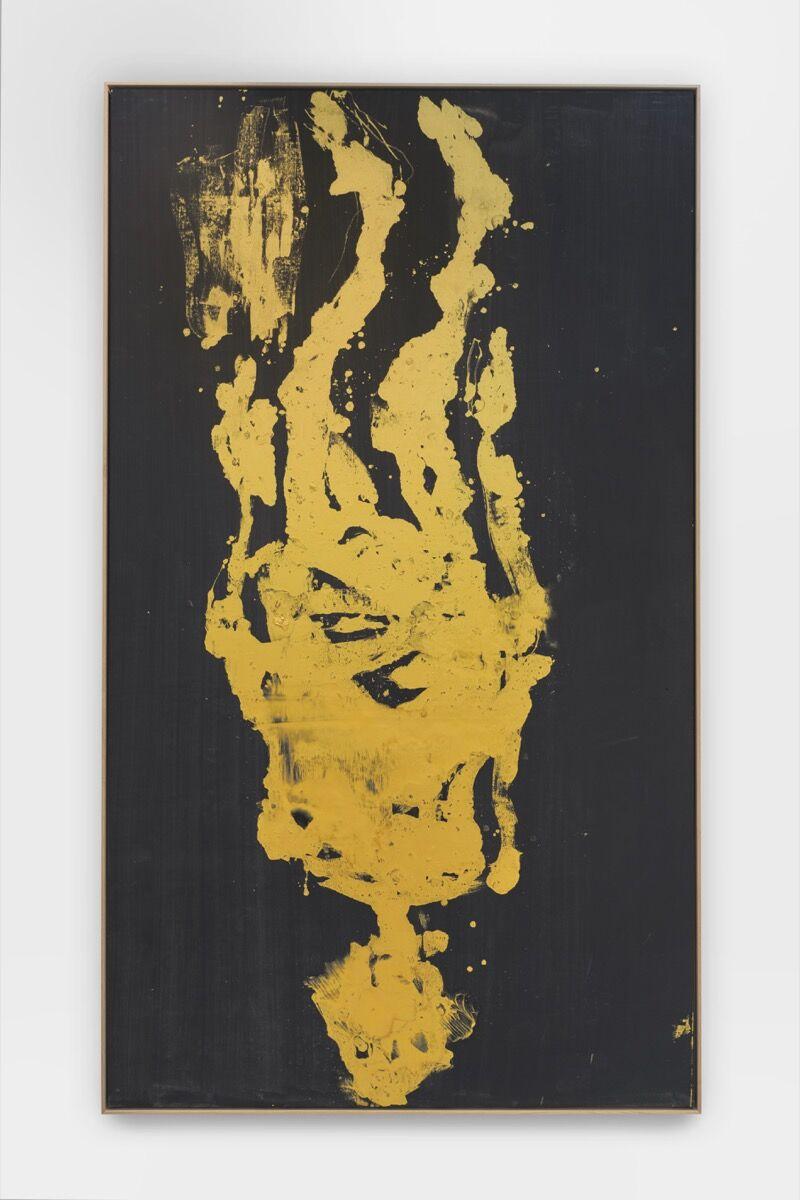 George Baselitz, Nicht, nicht verloren, 2019. © George Baselitz. Courtesy of Galerie Thaddaeus Ropac, London.
