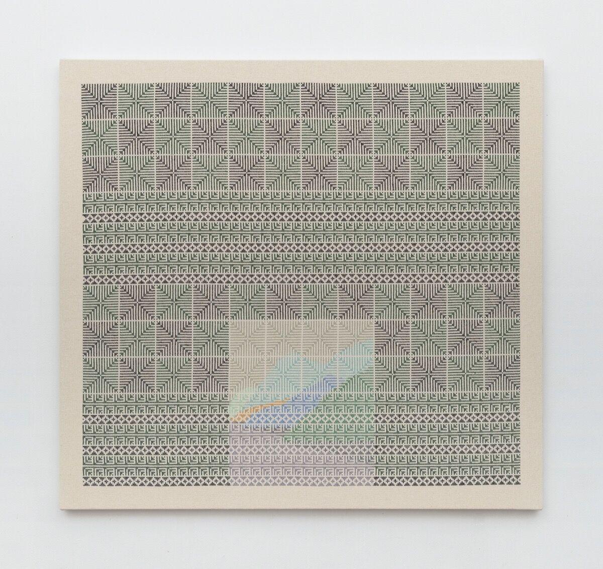 Jordan Nassar, Memories, 2018. Courtesy of the artist, Anat Ebgi, and James Cohan, New York.