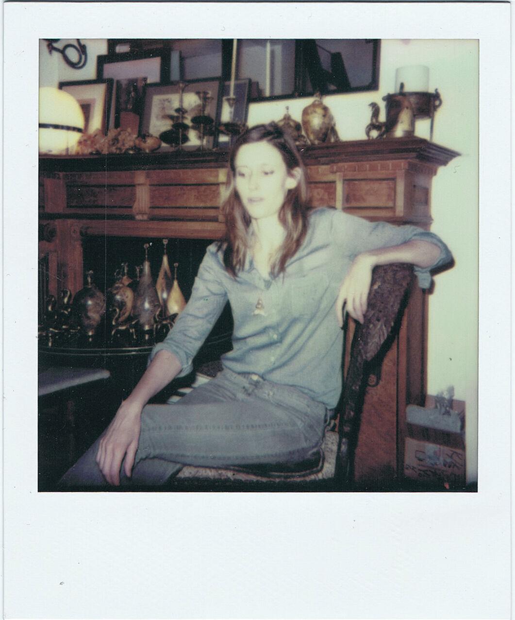 Portrait of Kristin Victoria Barron courtesy of the artist.