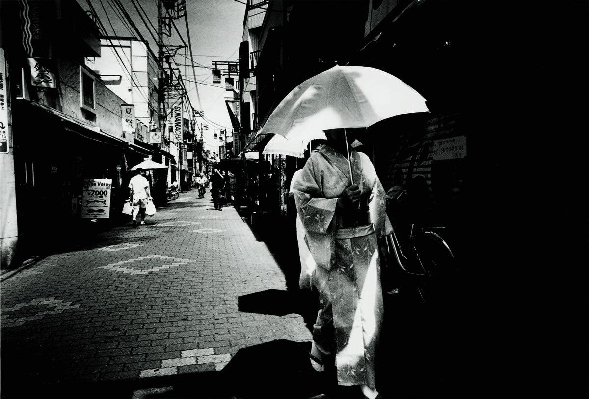 © Daido Moriyama. Courtesy of Laurence King Publishing.