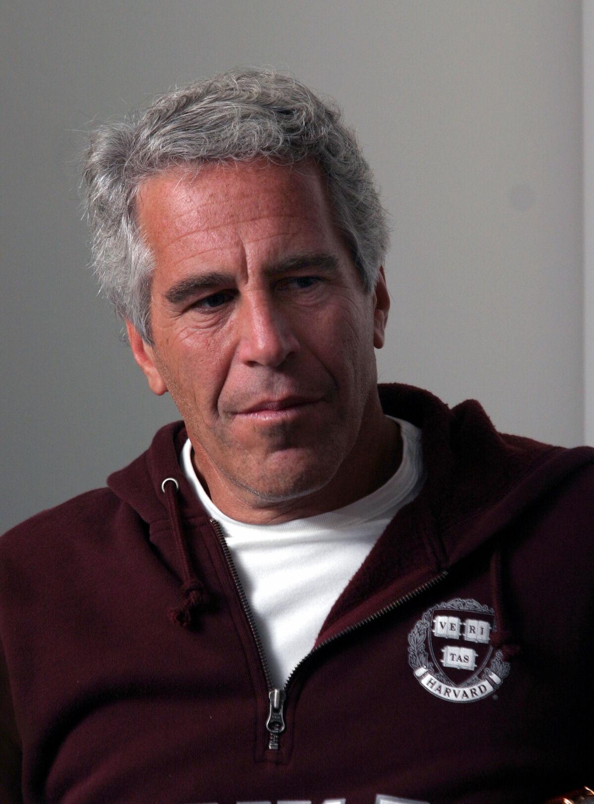 Jeffrey Epstein. Photo Rick Friedman/Rick Friedman Photography/Corbis via Getty Images.