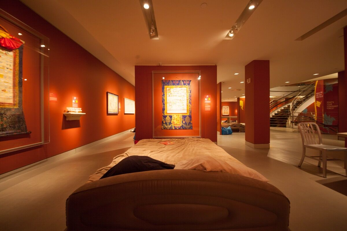 Photo by Max Gordon, courtesy of the Rubin Museum of Art.