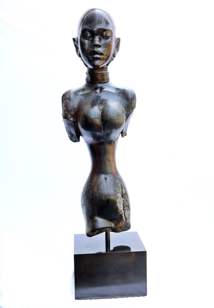 Ben Enwonwu, Untitled, ca. 1950. Courtesy of Kó.