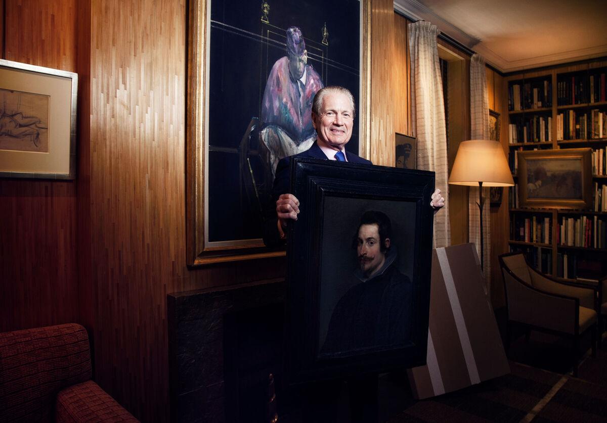 Portrait of Tom Hill by M. Sharkey Studio. Courtesy of M. Sharkey Studio.