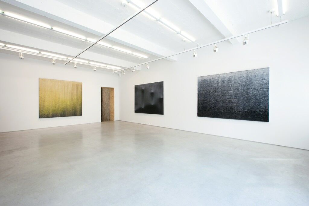 Installation view of Eric Freeman,Launch F18, New York.CourtesyLaunch F18 and the artist.