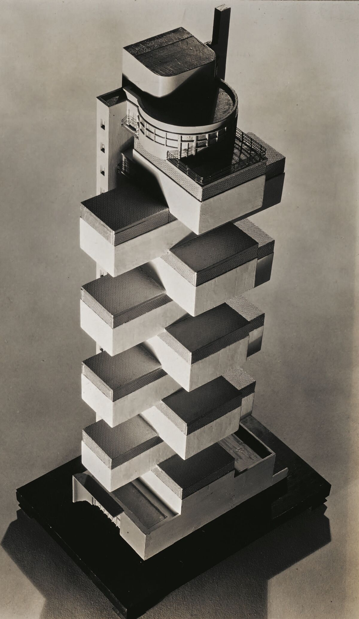 Howe and Lescaze, The Museum of Modern Art, 1930. Courtesy of ARTBOOK | D.A.P.