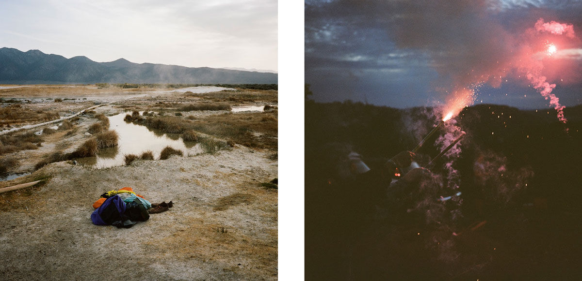 Photographs by Foster Huntington. Courtesy of the artist.