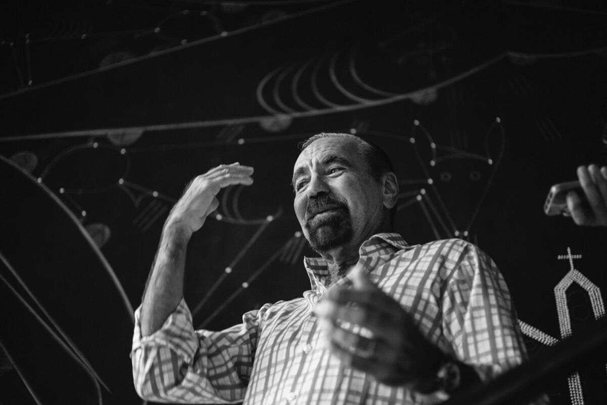 Portrait of Jorge M. Perez. Photo by Gesi Schilling for Artsy.