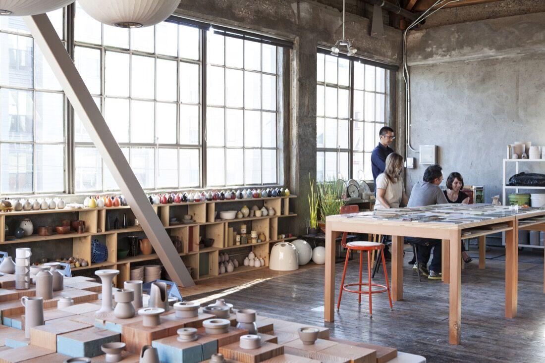 Inside The Boiler Room, an Unassuming San Francisco Art