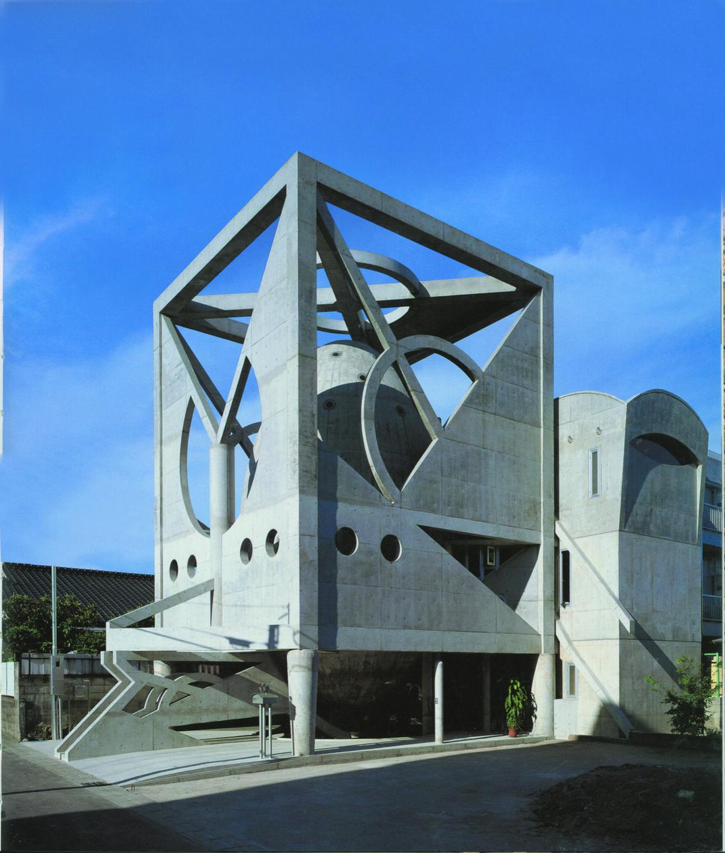 Masaharu Takasaki, Zero Cosmology, 1991, Kagoshima, Kyushu, Japan. Courtesy of Phaidon.