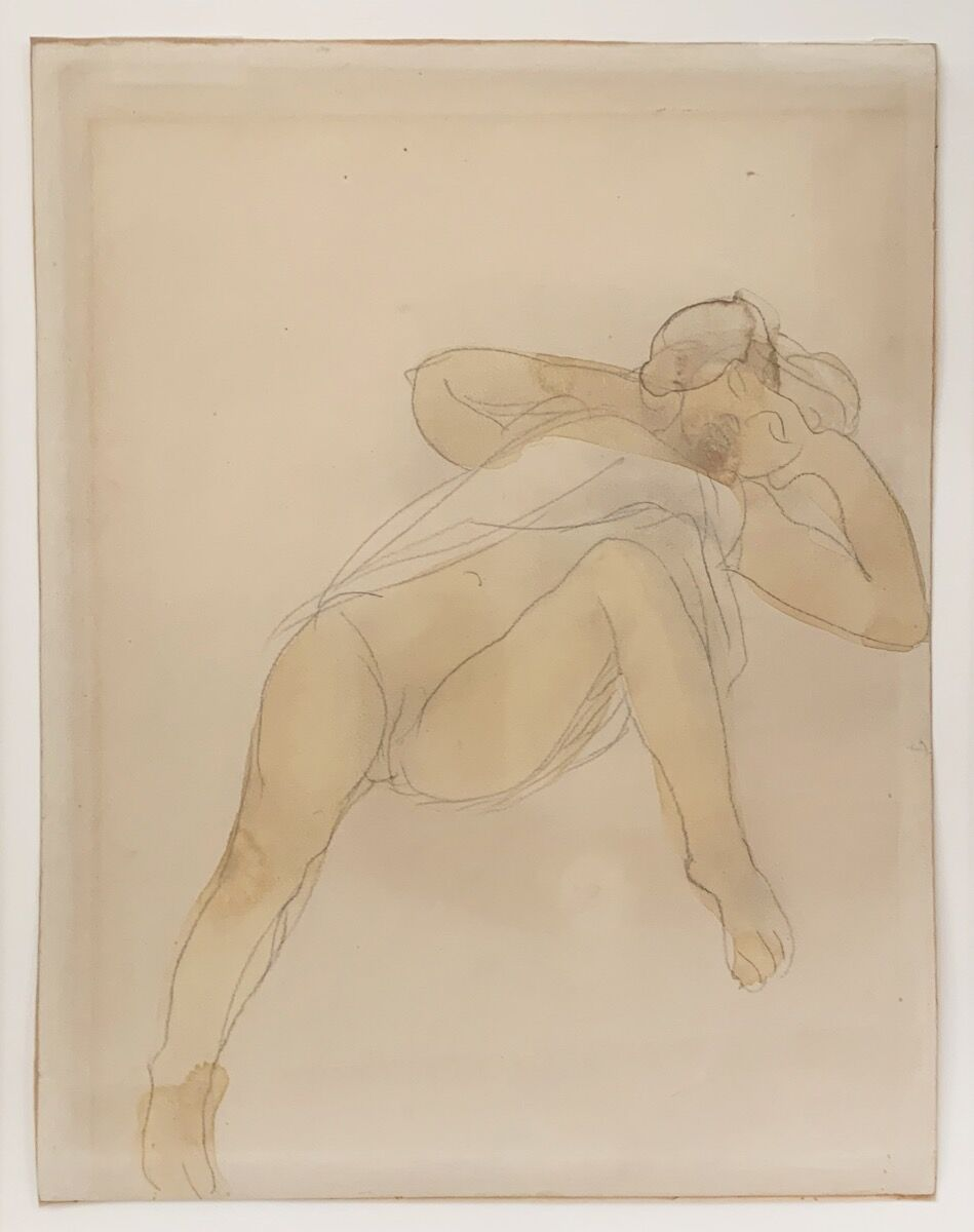 Auguste Rodin, Reclining Woman. Courtesy of Eric Fischl, April Gornik, and the New York Academy of Art.