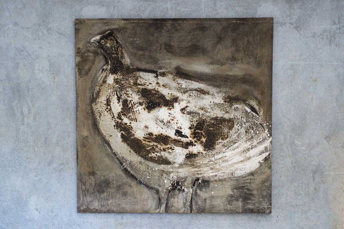 Soly Cisse, La Poule, 2005. Courtesy of Aissa Dione.