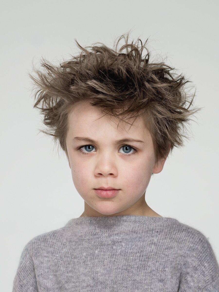Portrait of Benji. © Gerrard Gethings. Courtesy of Laurence King Publishing.