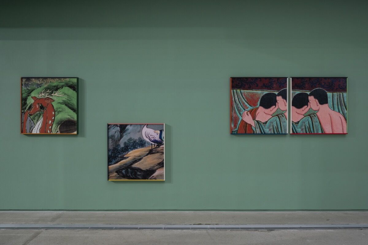 "Park Chan-kyong, installation view of ""Gathering"" at the National Museum of Modern and Contemporary Art, Seoul, 2019. Photo by Hong Cheolki. Courtesy of the artist, MMCA, and Kukje Gallery."