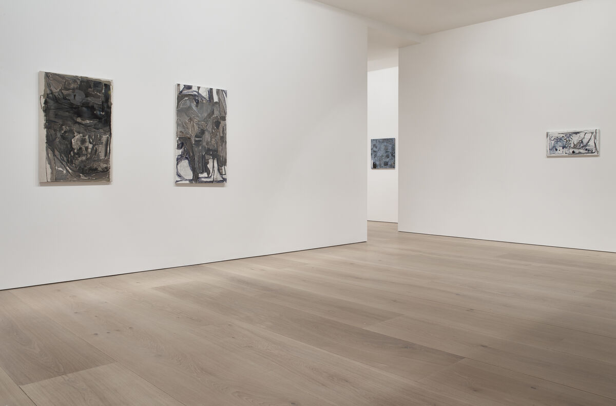 Installation view of Varda Caivano at Victoria Miro, London.CourtesyVictoria Miro and the artist