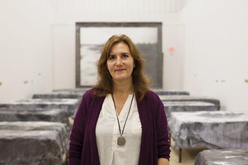Portrait of Susan Cross courtesy of MASS MoCA.
