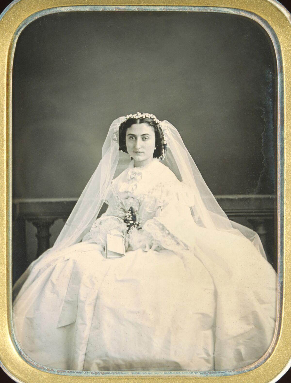 Désiré-François Millet. Untitled (Bride), n.d. Courtesy of The Barnes Foundation, Michael Mattis and Judy Hochberg.