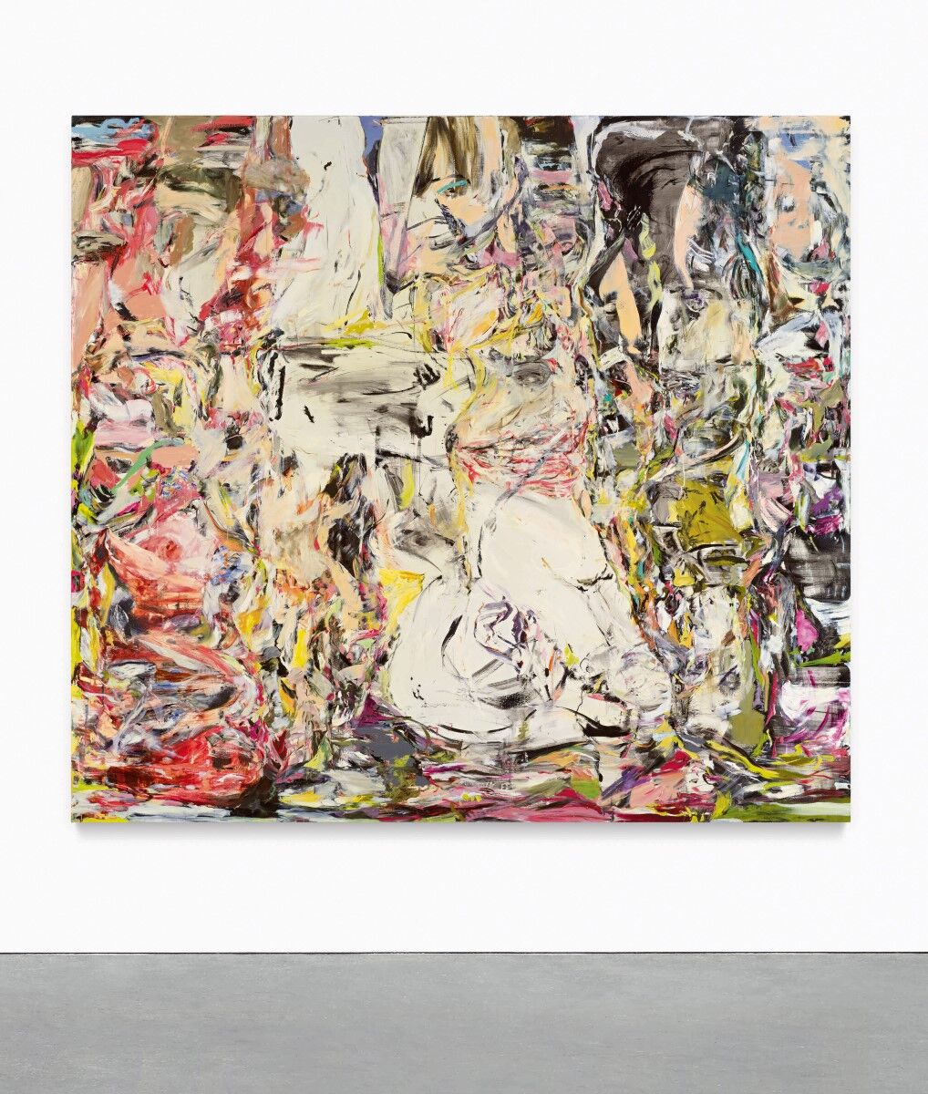 Cecily Brown, Suddenly Last Summer, 1999. Courtesy of Sotheby's