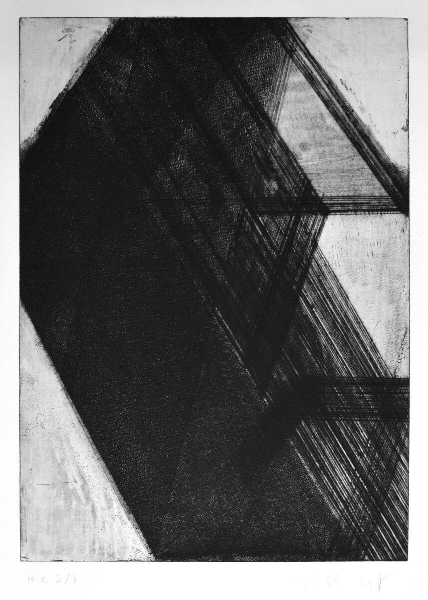 Jose Pedro Croft, Untitled, 2013. Courtesy of Galería La Caja Negra Ediciones.