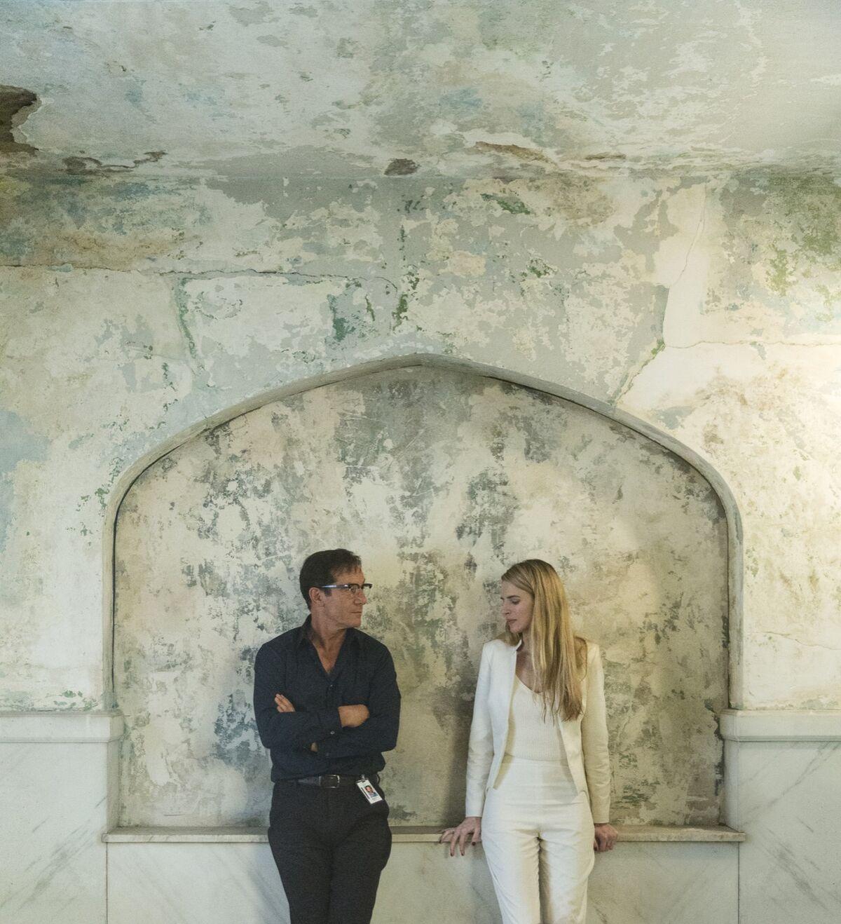 Daniel Rueda and Anna Devís, art for The OA: Part II,  2019. Courtesy of Netflix.