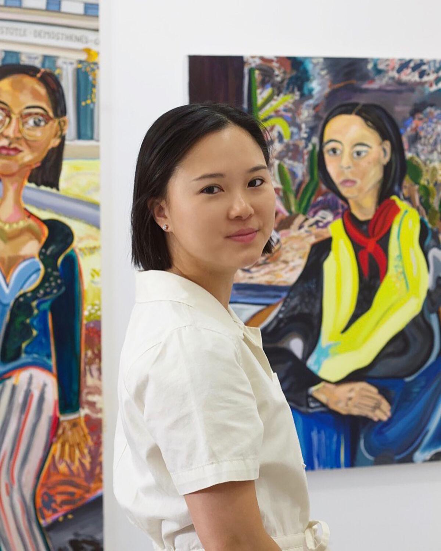 Portrait of Susan Chen. Courtesy of the artist.