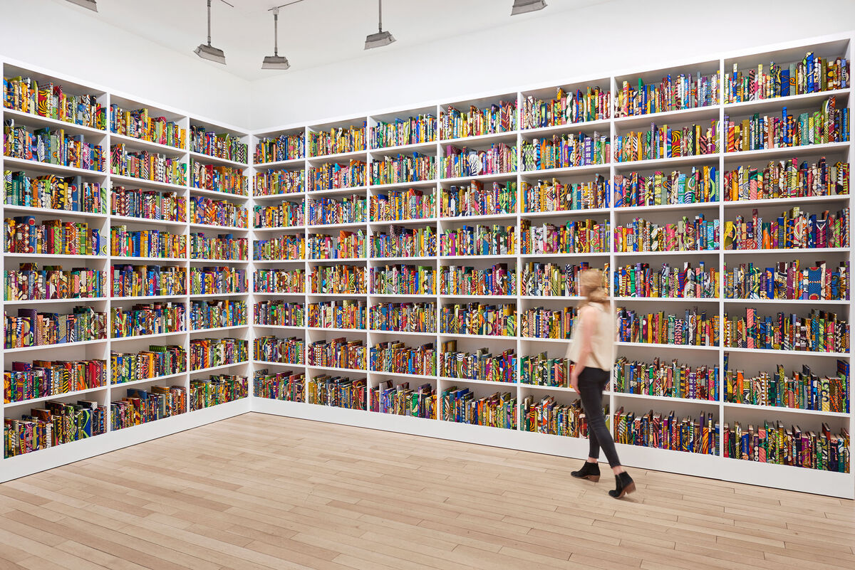 Yinka Shonibare MBE, The British Library, 2014. Courtesy of the Artist and James Cohan, New York