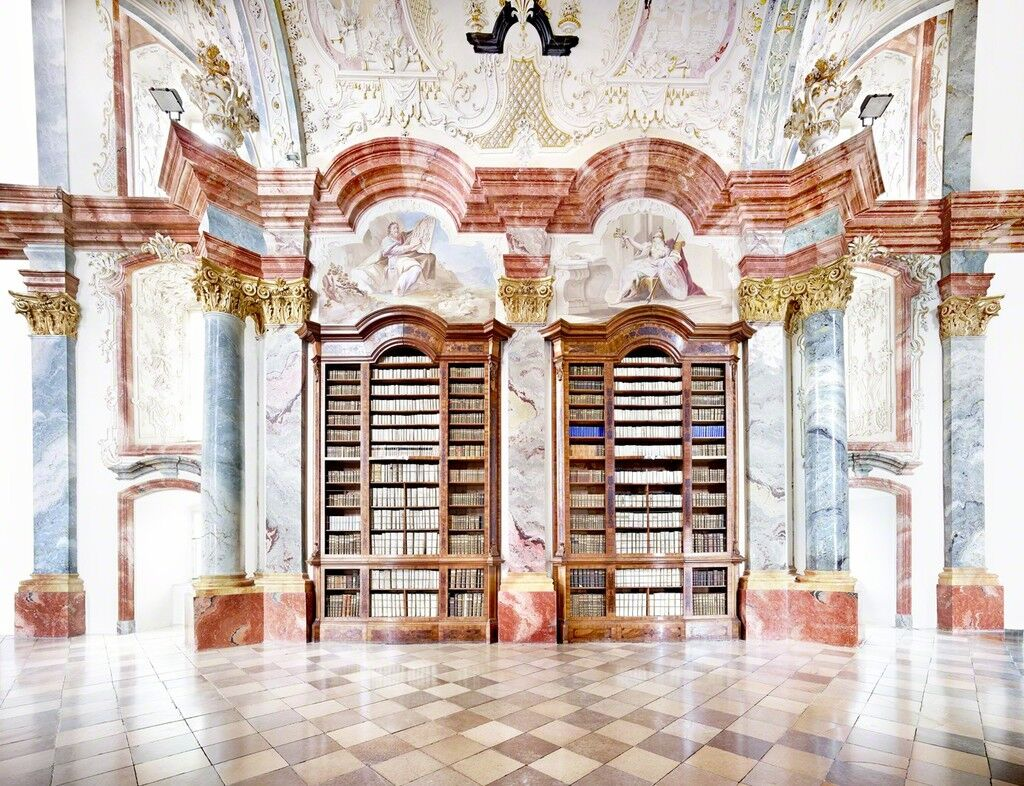 f4d7d608a4 How This Fresco-Filled Abbey in Austria Came to Be - Artsy