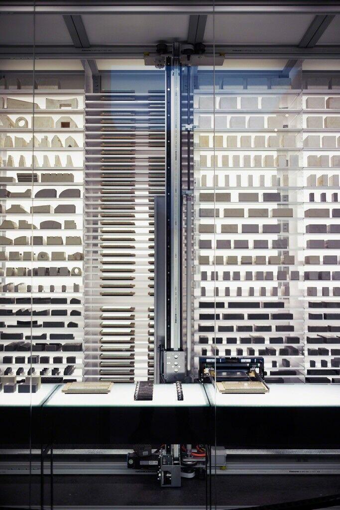 Negative Space: A Scenario Generator for Clandestine Building in Africa (Installation view)
