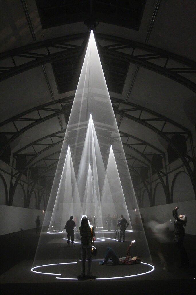 Installation View, 'Five Minutes of Pure Sculpture, Hamburger Bahnhof, Berlin, April - August 2012