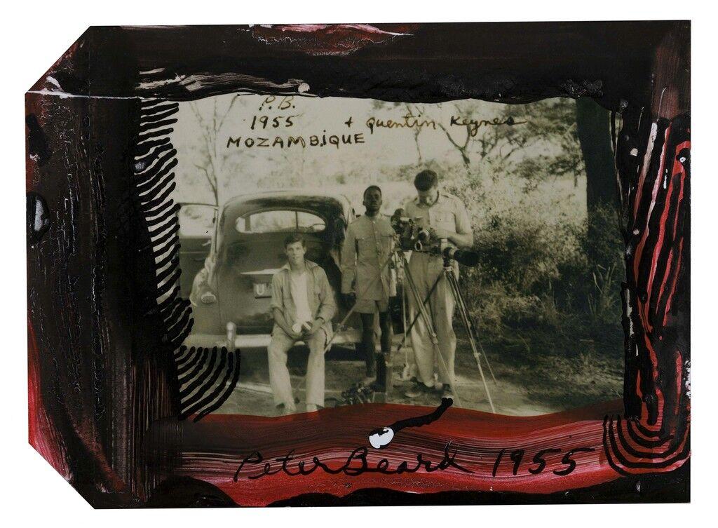 Peter Beard+Quentin Keynes, Mozambique