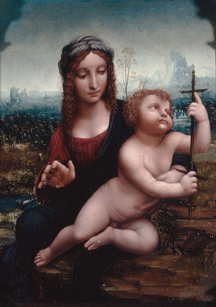 La Virgen del Huso
