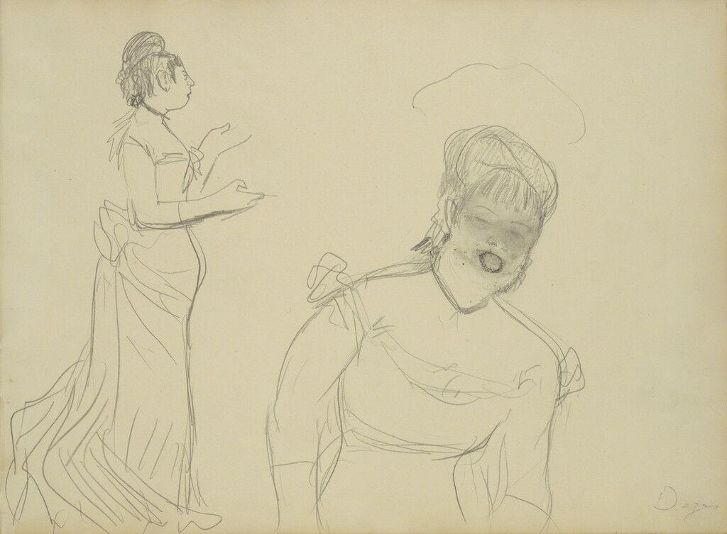 Sketches of a Caf' Singer
