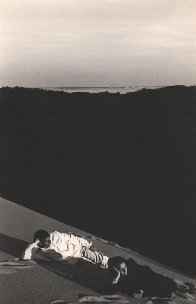 Paul Cadmus, Margaret French, Provincetown