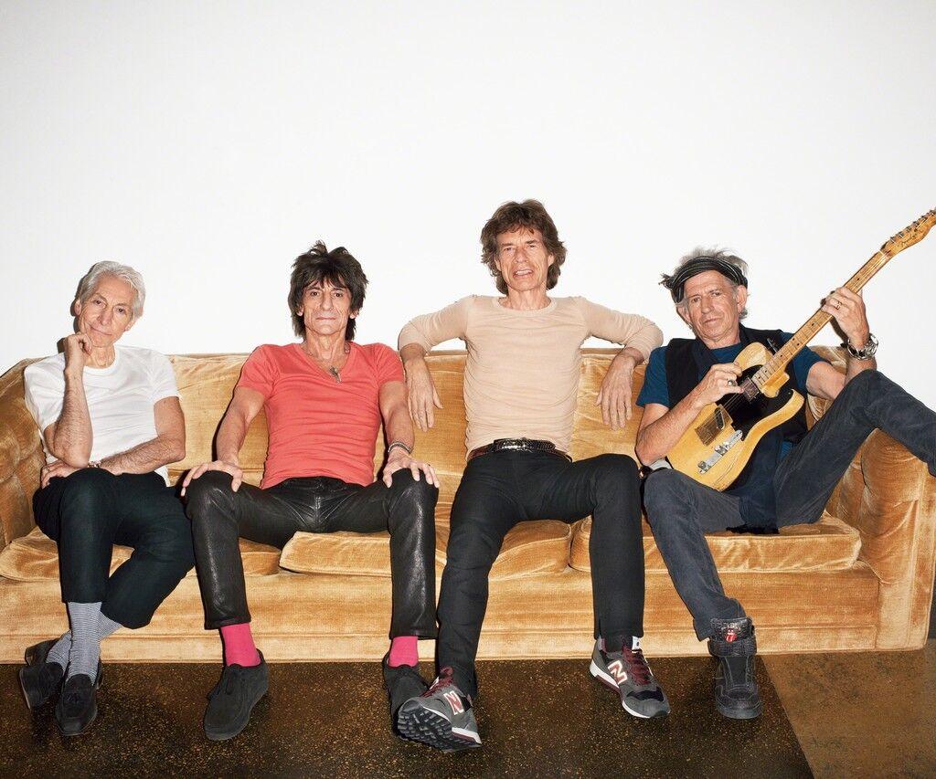 Rolling Stones, 2013