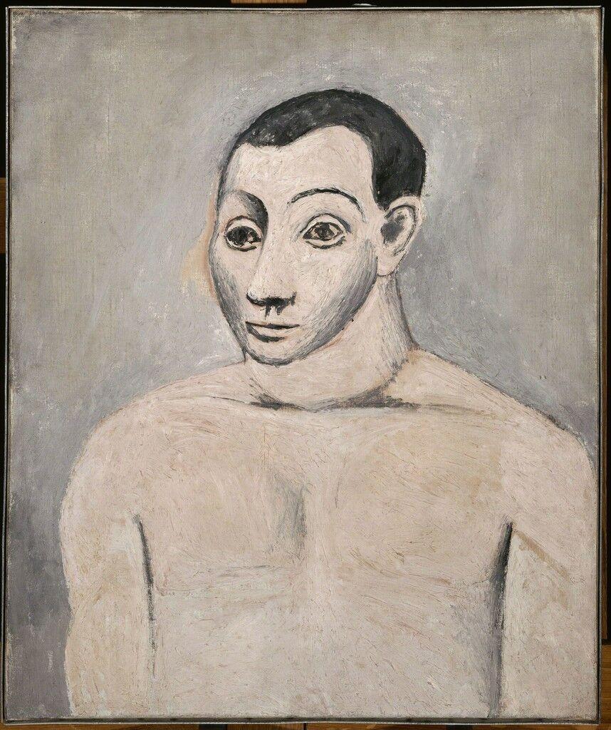 Autoportrait (Self-Portrait)