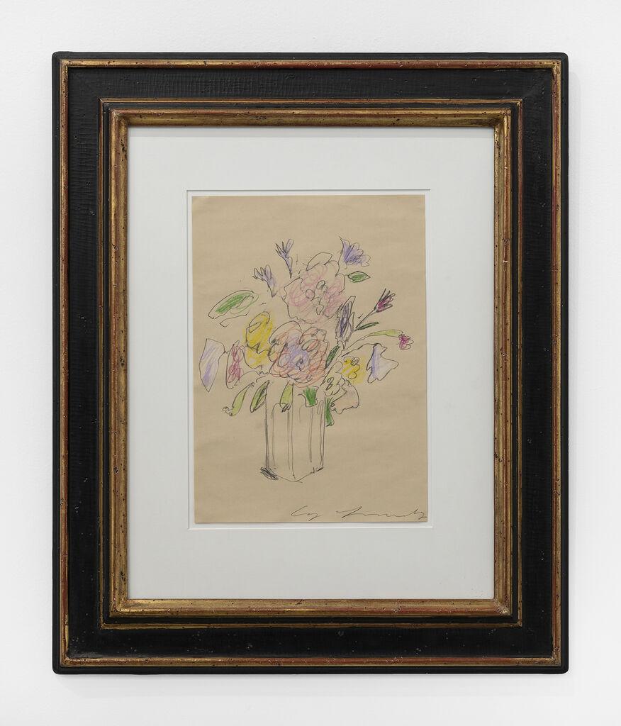 Untitled (Birthday Flowers)
