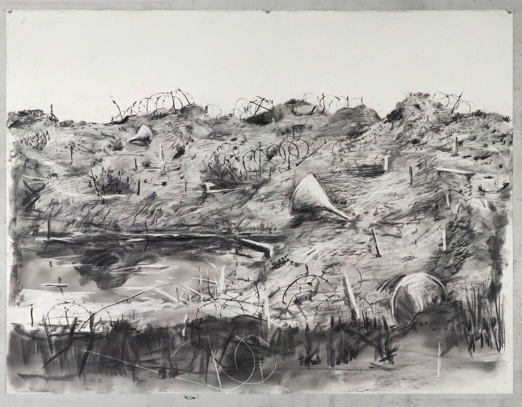 Untitled (Drawing from Wozzeck 6)