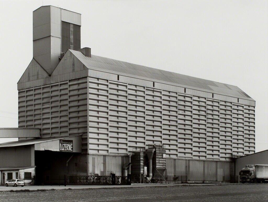 Grain Elevator [Getreideheber], Coolus, Châlons-en-Champagne, F