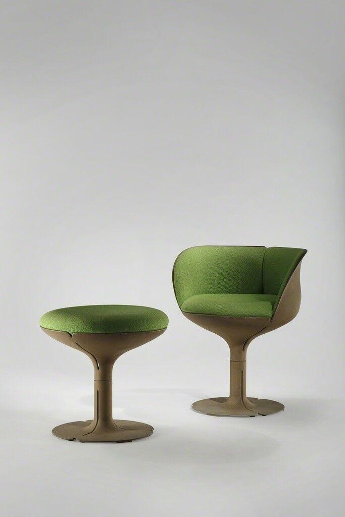 Élysée Chair and Stool