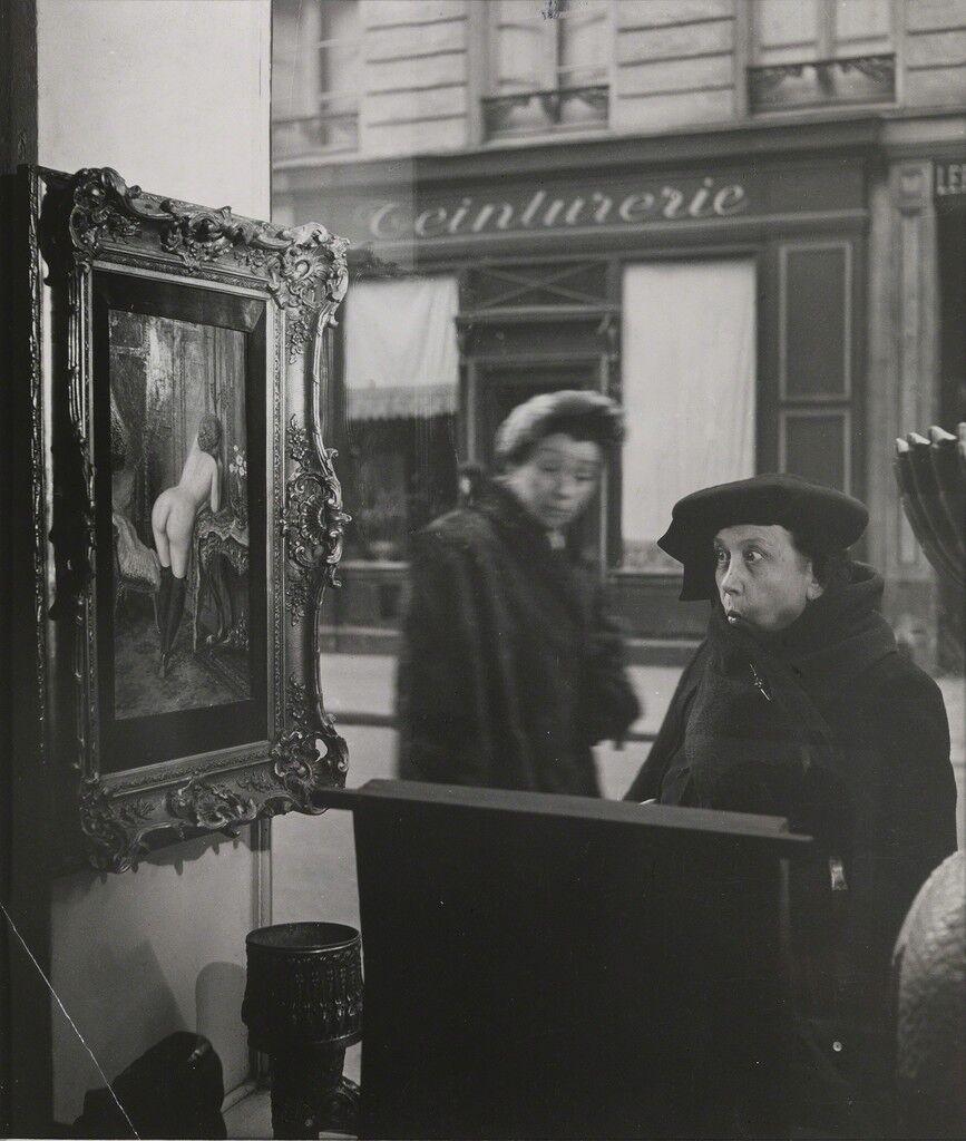 Vitrine, Galerie Romi, Paris